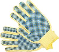 CUT RESISTANT GLOVES WITH DOTS