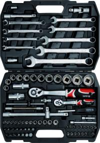 SOCKET SET 1/2', 82 PCS, L'