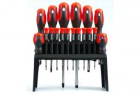 SCREWDRIVER SET CRMO 18 PCS
