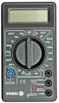 DIGITAL UNIVERSAL MULTIMETER